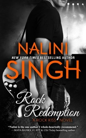 Rock Redemption (Rock Kiss, #3)