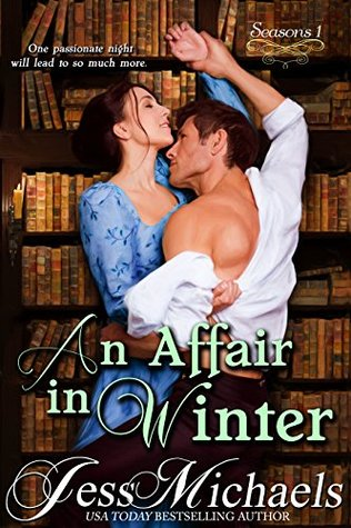 An Affair in Winter (Seasons Book 1)