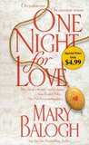 One Night for Love (Bedwyn Prequels #1)