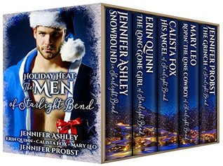 Review: Holiday Heat: the Men of Starlight Bend
