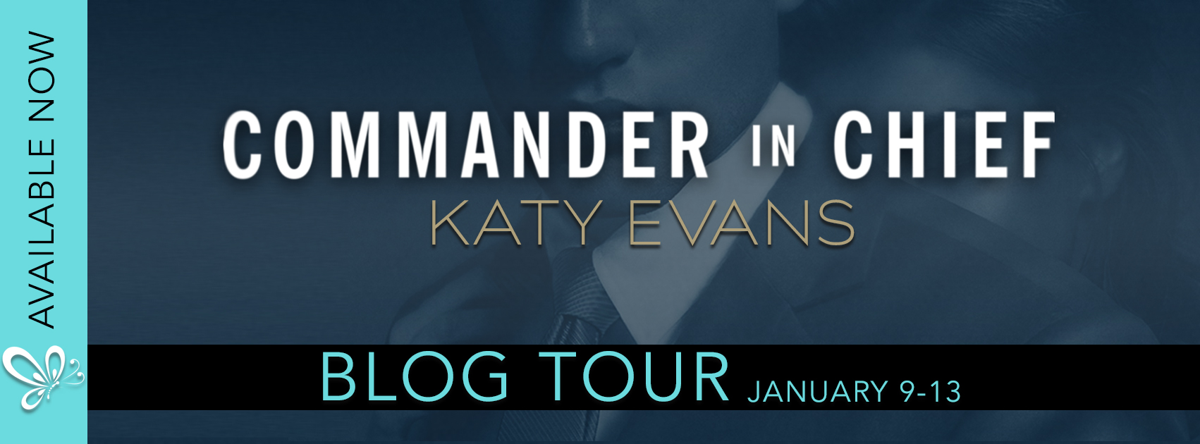 Blog Tour: Commander in Chief