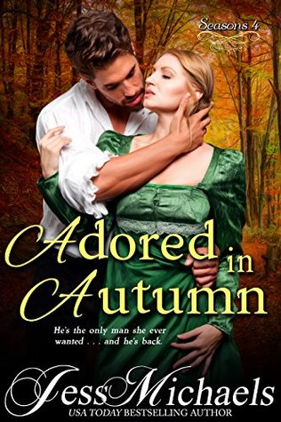 Adored in Autumn (Seasons Book 4)