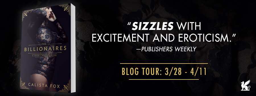 The Billionaires Blog Tour