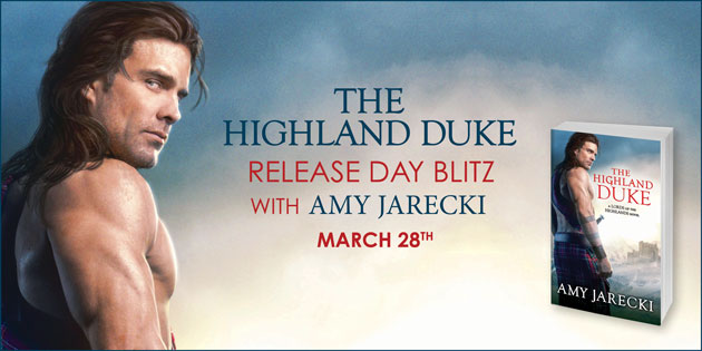 The Highland Duke Release Day Blitz