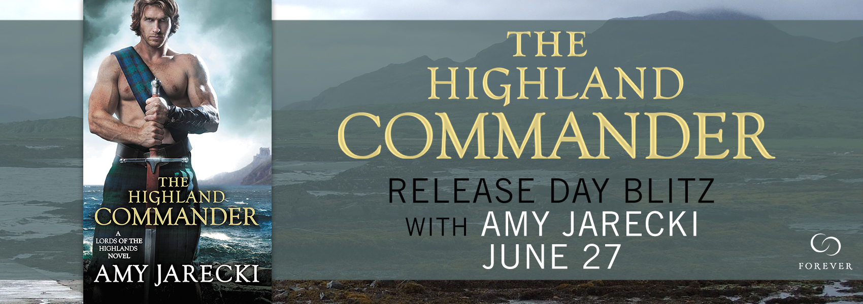 The Highland Commander Release Day