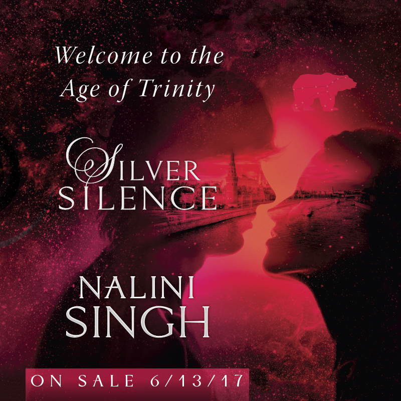 Release Day: Silver Silence with an Excerpt