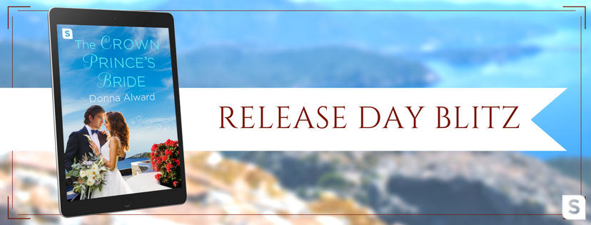 Release Day Blitz: The Crown Prince's Bride