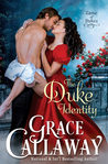 The Duke Identity (Game of Dukes, #1) by Grace Callaway