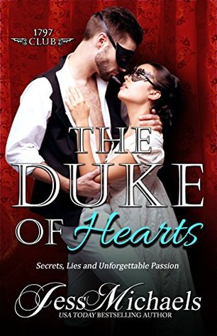 The Duke of Hearts (The 1797 Club) by Jess Michaels
