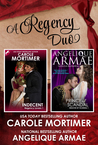 A Regency Duo by Angelique Armae, Carole Mortimer