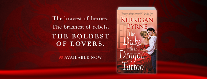 Release Day! The Duke with the Dragon Tattoo