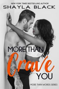 Review: More Than Crave You