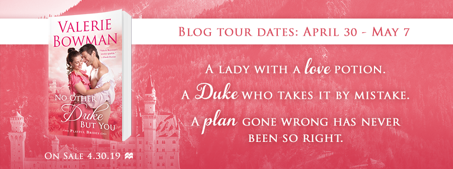 Blog Tour: No Other Duke But You Release Day!
