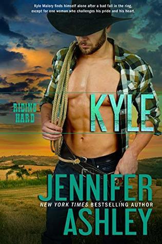 Kyle (Riding Hard #6) by Jennifer Ashley