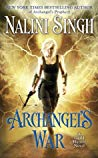 Archangel's War (Guild Hunter, #12) by Nalini Singh
