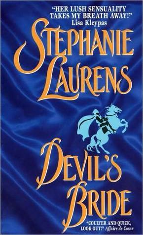 Devil's Bride (Cynster, #1) by Stephanie Laurens