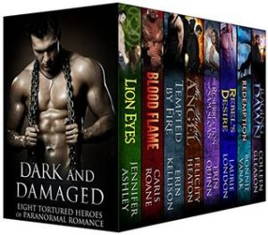 Review: Dark and Damaged: Eight Tortured Heroes of Paranormal Romance: Paranormal Romance Boxed Set